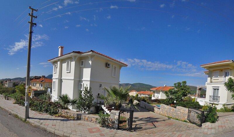 Timelettings Villa Inci