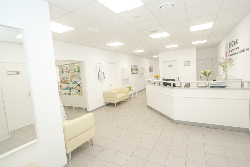 медцентр, клиника — H-Clinic — Москва, фото №4