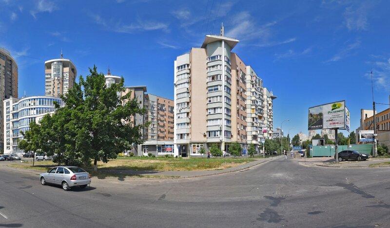 Апартаменты Levoberezhnye
