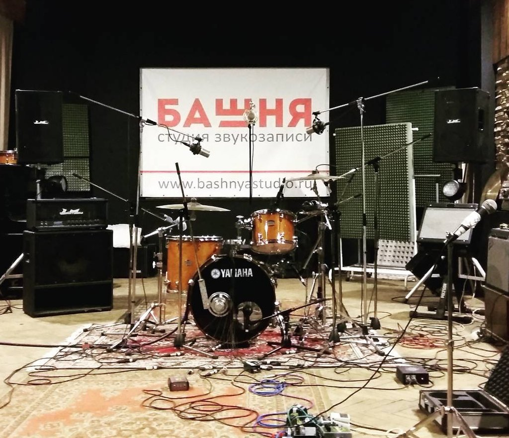 студия звукозаписи — Башня — Санкт-Петербург, фото №1