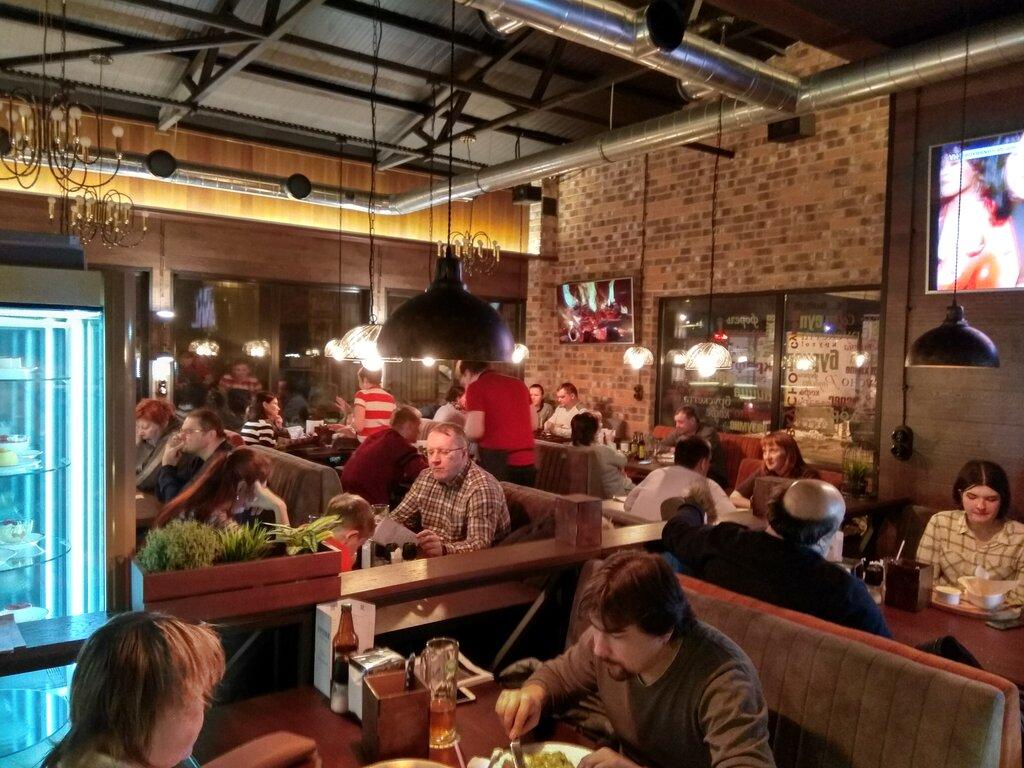 ресторан — Гастро-паб Кухня — Балашиха, фото №1