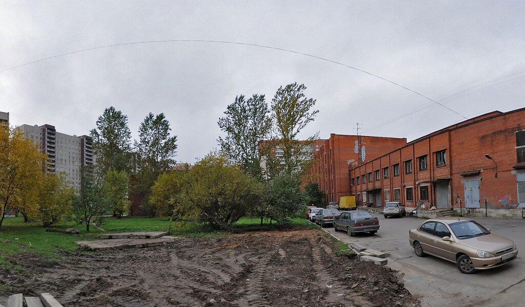 Панорама автосервис, автотехцентр — СТО — Санкт-Петербург, фото №1