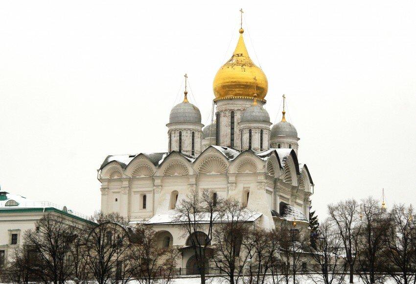 православный храм — Архангельский собор — Москва, фото №3