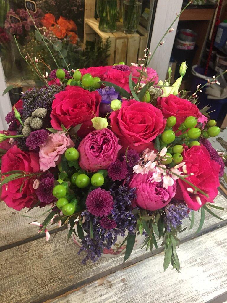 магазин цветов — Цветочная мастерская 4Флориста — Москва, фото №6