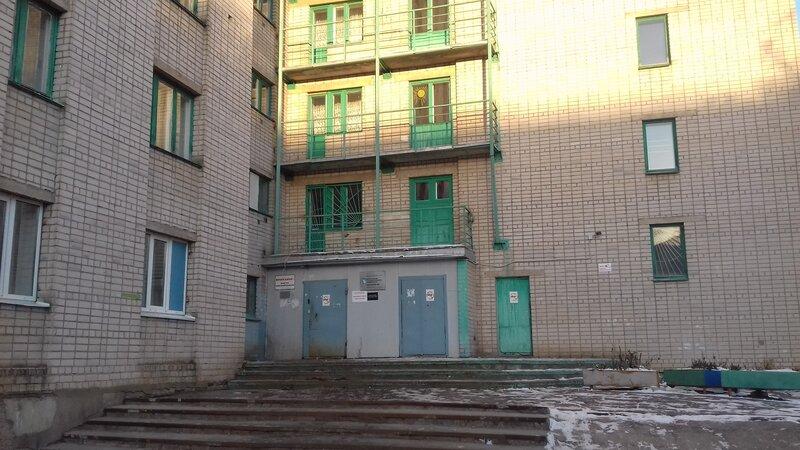 Вологодский государственный университет. Общежитие № 4