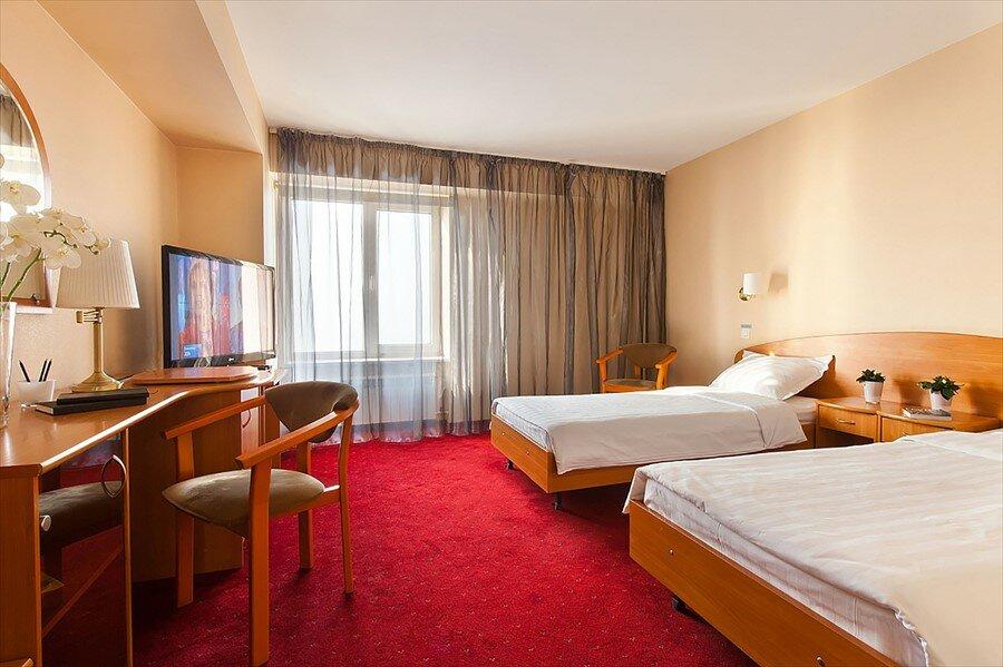 гостиница — Marins Park Hotel — Новосибирск, фото №10