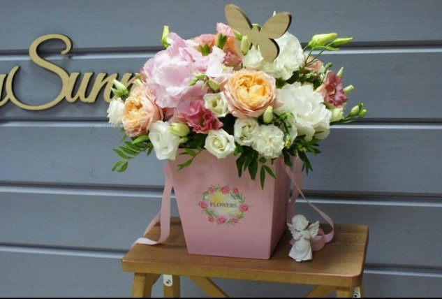 Магазины цветов в павловске спб, цветы для