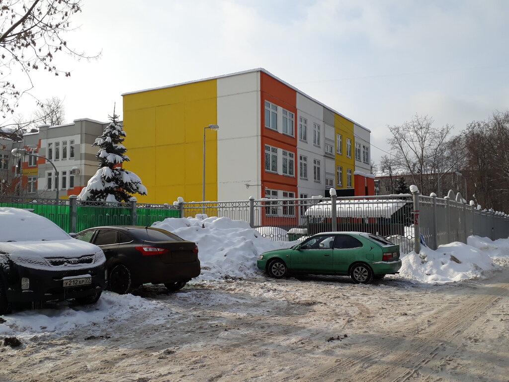 детский сад — Государственное бюджетное общеобразовательное учреждение города Москвы школа № 423 — Москва, фото №1