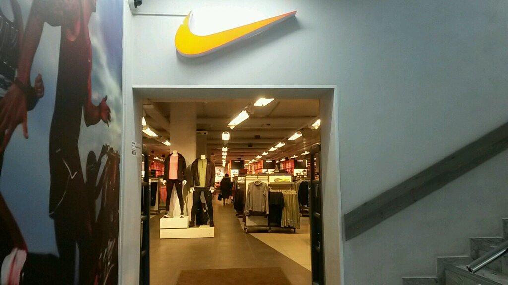2ffe0cd4 Nike - спортивная одежда и обувь, метро Комендантский проспект ...