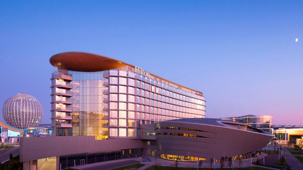 готель — Hilton Astana — Нур-Султан (Астана), фото №6