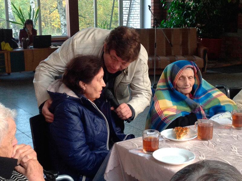 дом инвалидов и престарелых — Ангел хранитель — Санкт-Петербург, фото №2