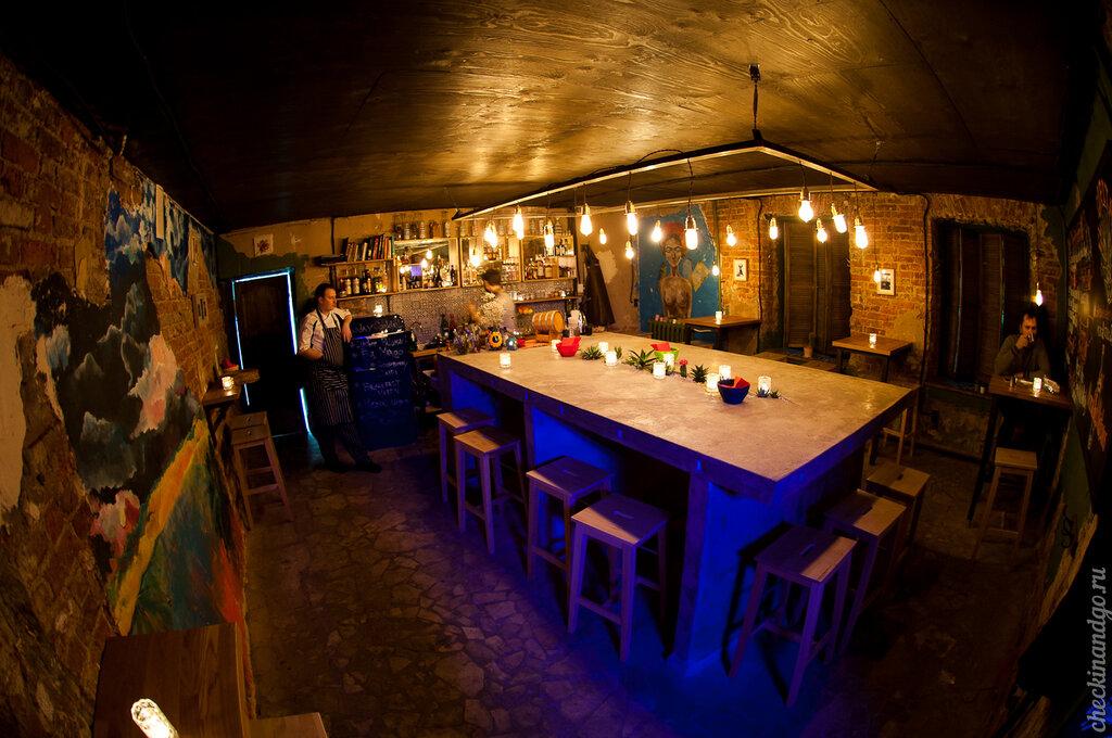 pub, bar — El Copitas — Saint Petersburg, фото №1