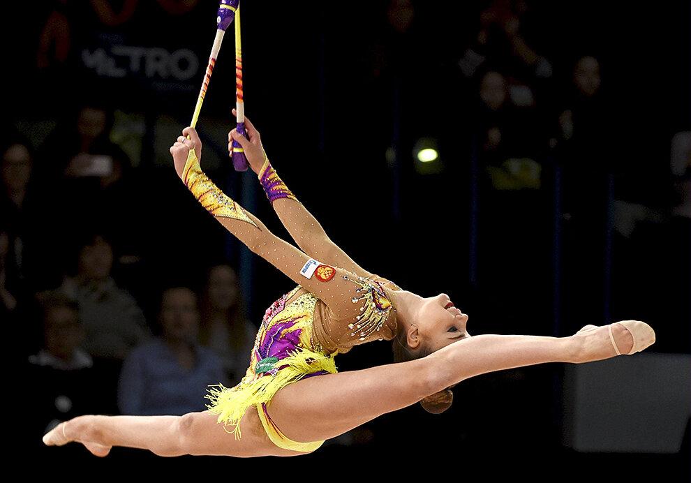 лучшие русские художественные гимнастки фото фотопроект