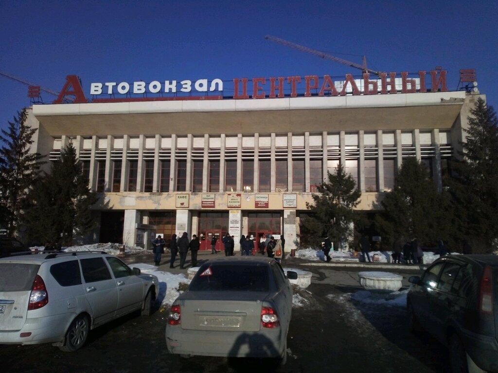 автовокзал, автостанция — Центральный — Самара, фото №2
