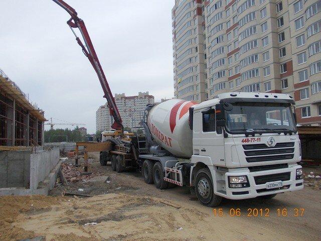 бетон скотное