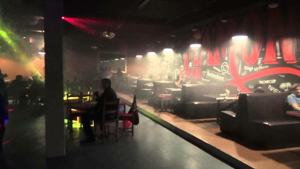бары ночные клубы тольятти