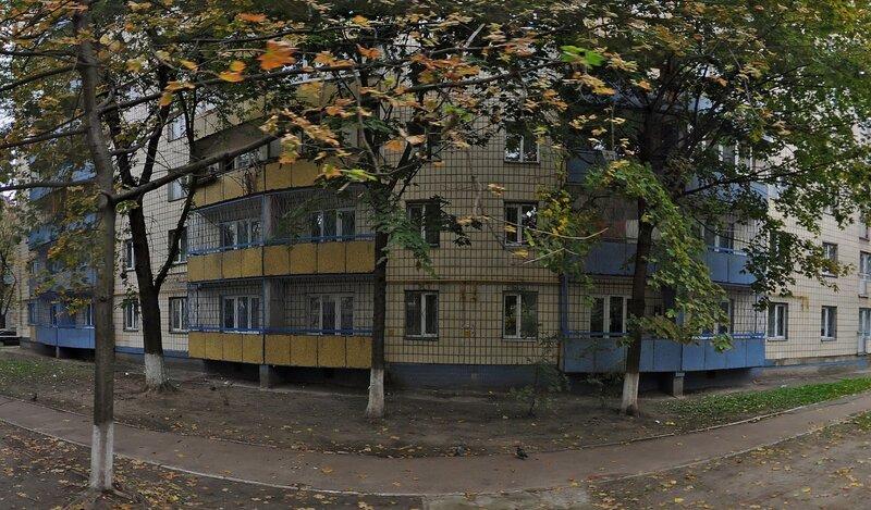 Гостиница по Киевприбор