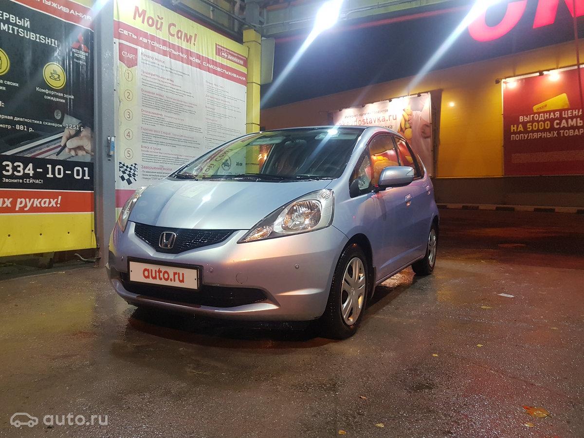 купить Honda Jazz Ii с пробегом в санкт петербурге хонда Ii 2009