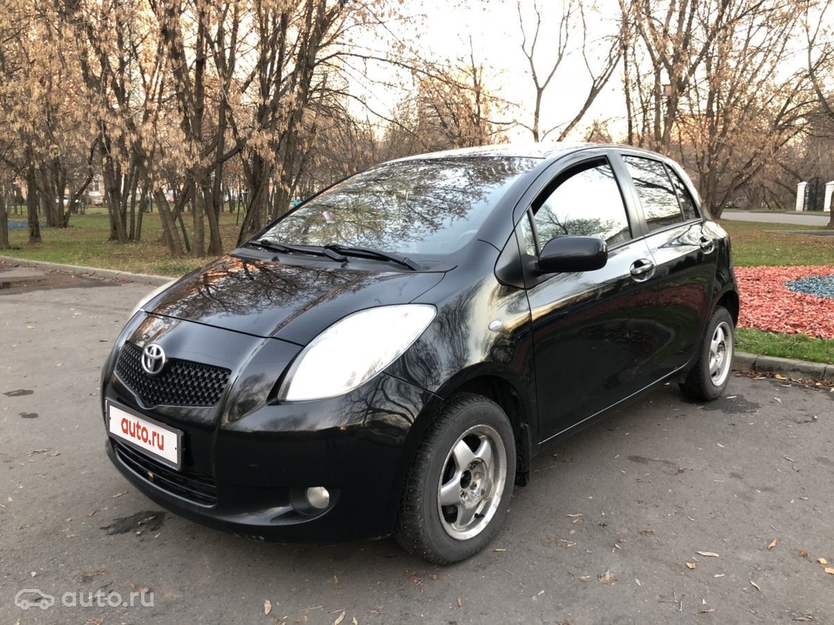 toyota yaris ii multimode ii 2008 rh auto ru