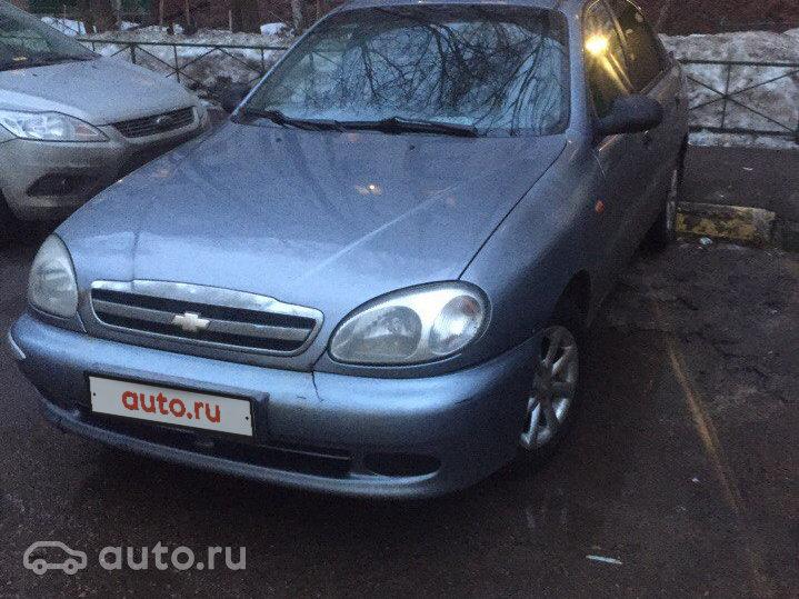 dcdcbd3cb6e2 Купить Chevrolet Lanos I с пробегом в Москве  Шевроле Ланос 2006 года —  Авто.ру