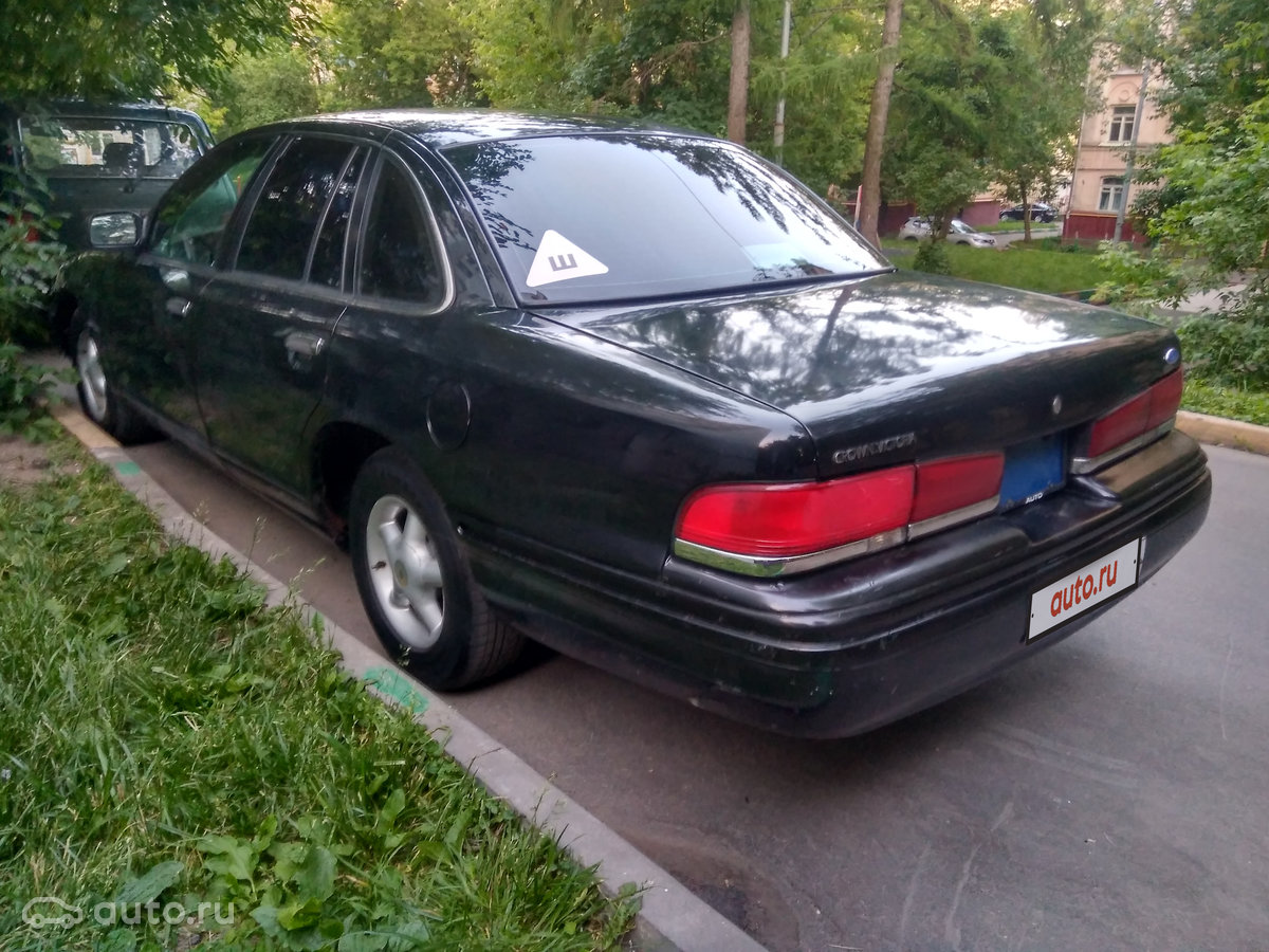 Ford Crown Victoria I 1995 Object