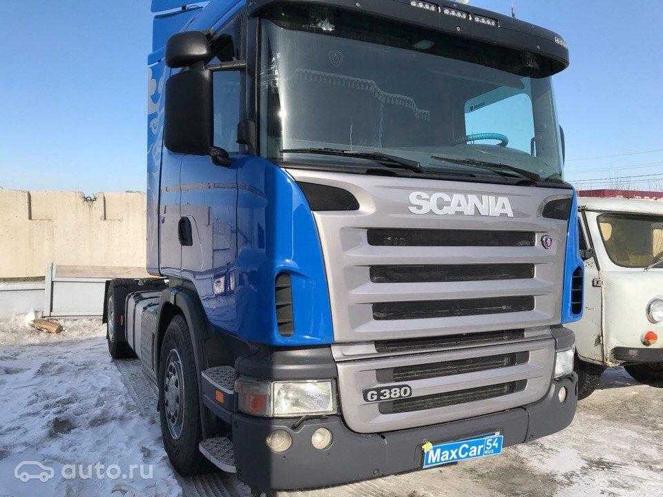 Купить Scania G с пробегом  2008 года, цена 2 400 000 рублей — Авто.ру 4e00b75a8d1