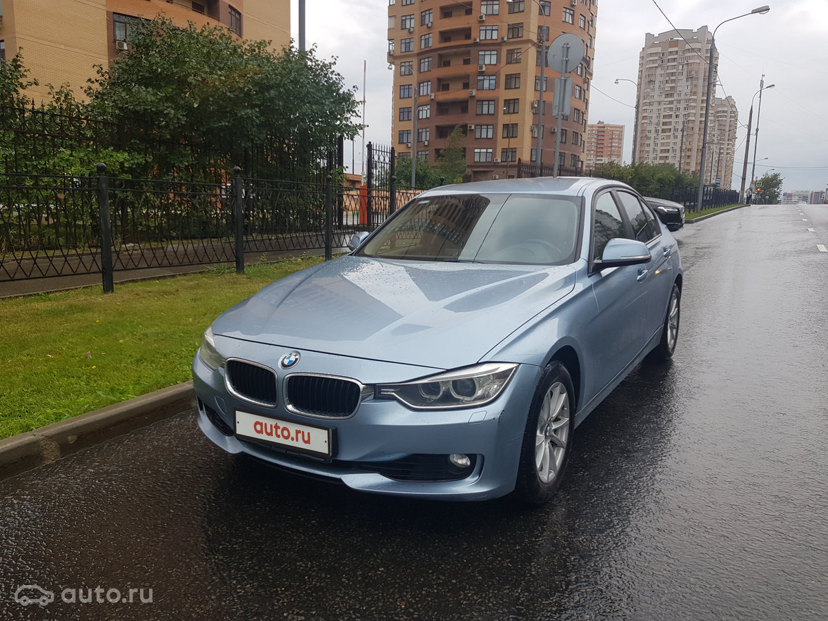 bmw 320i 2012 цена
