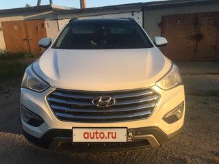 hyundai maxcruz 2016 цена