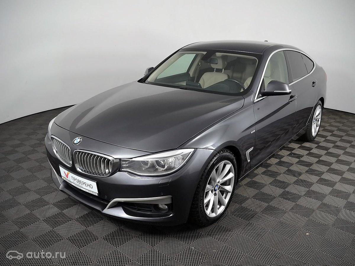 2013 BMW 3 ÑеÑÐ¸Ñ Gran Turismo VI (F3x) 320i, ÑеÑÑй, [object Object] ÑÑблей