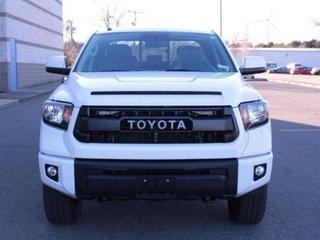 Toyota Tundra ii рестайлинг тест драйв