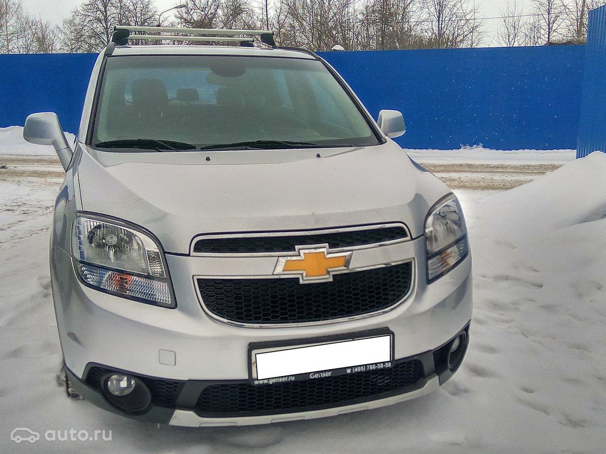 Chevrolet с пробегом в Москве 54 автомобиля в наличии