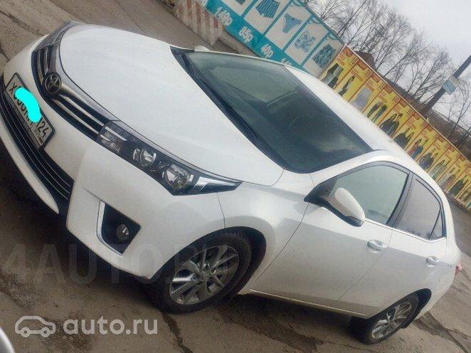 какие авто в продаже в красноярск