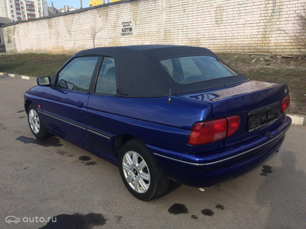 купить форд эскорт 1994