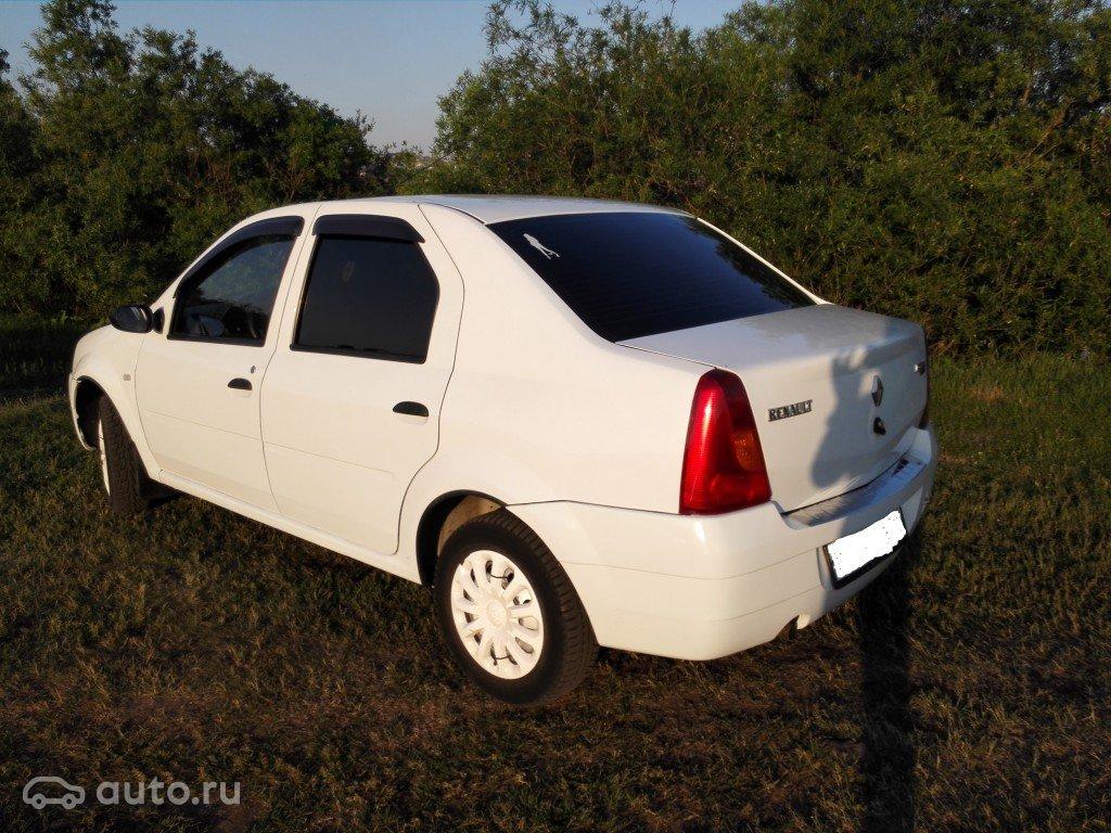 продажа авто рено красноярск