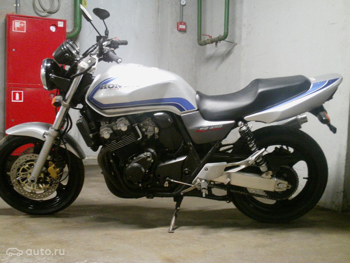 Honda CB 400 2003