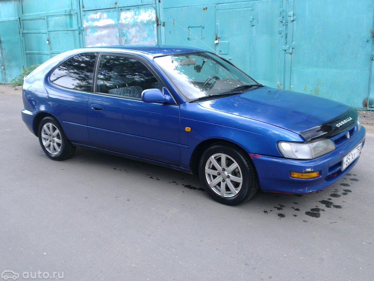 Купить бу Toyota Corolla с пробегом в Москве продажа