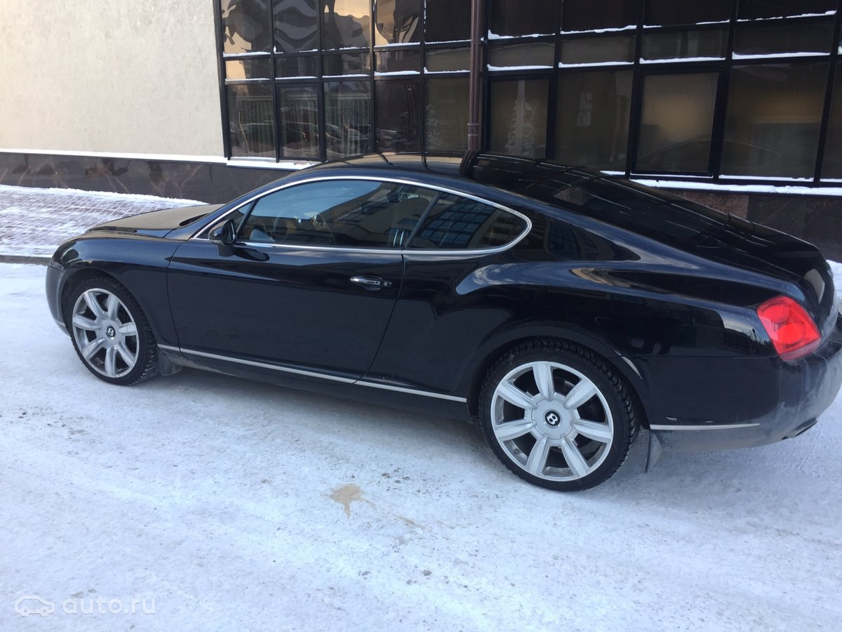 bentley continental gt 2006 года