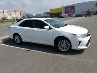 Toyota Camry elegance plus
