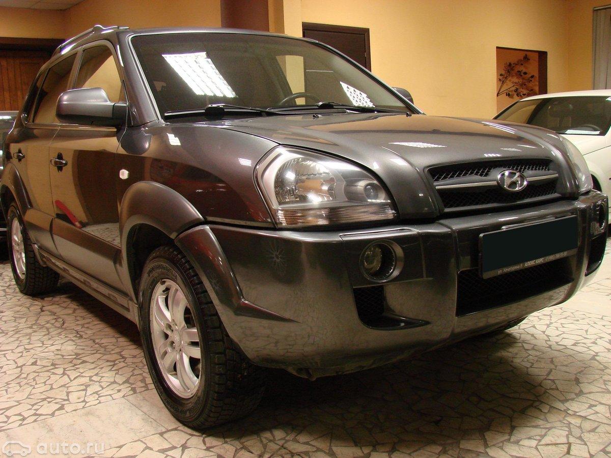 Hyundai Санта Фе в Москве  carsgurunet