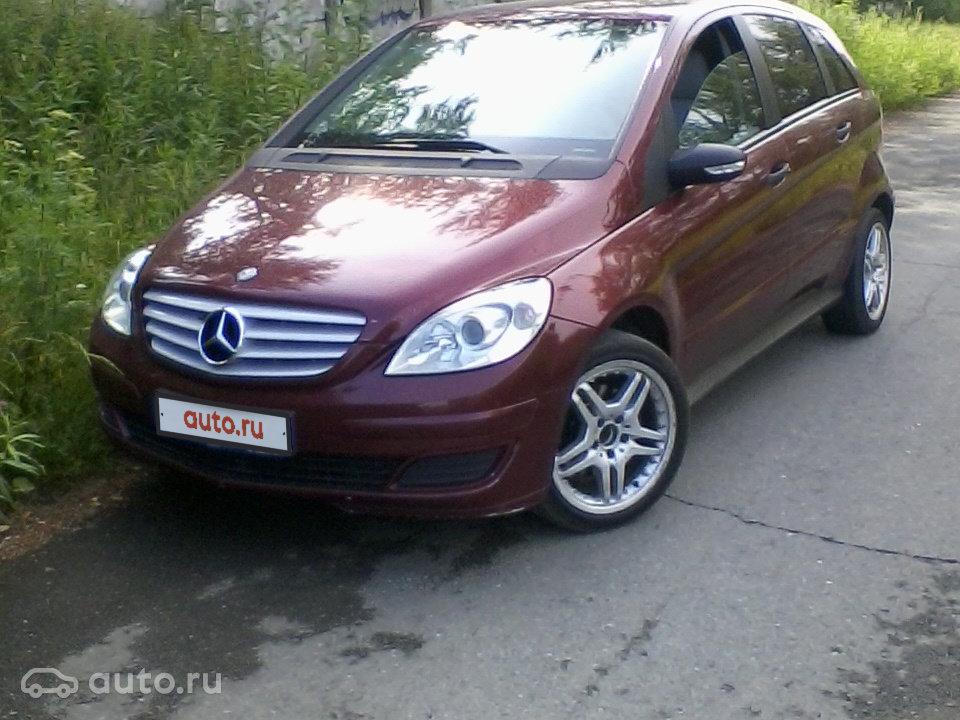 Kupit Mercedes Benz B Klasse I W245 200 S Probegom V Nizhnem
