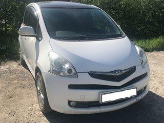 65a839988140 Купить б у Toyota Ractis в Новосибирске, продажа автомобилей с ...