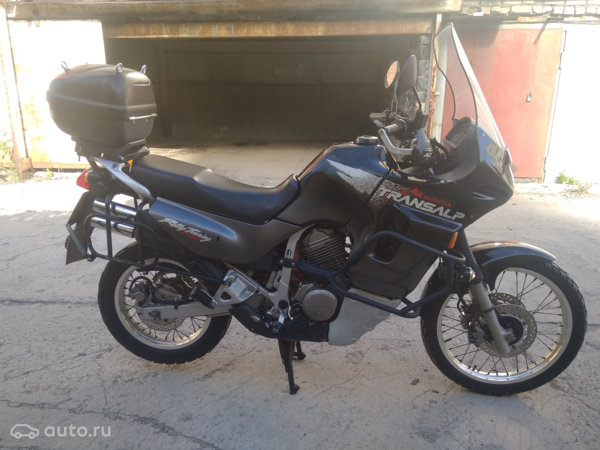 купить Honda Transalp 600 с пробегом в тольятти Honda Transalp 600
