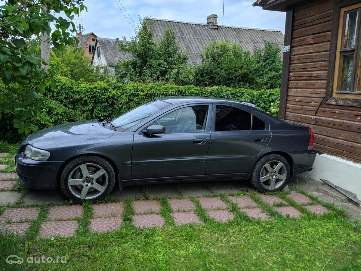 Купить Volvo S60 I Рестайлинг R с пробегом в Екатеринбурге  Вольво I ... f454ab4a680