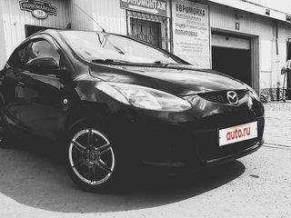 21c3331aea74 Купить бу Mazda 2 II (DE) в Новосибирске, продажа автомобилей Мазда ...