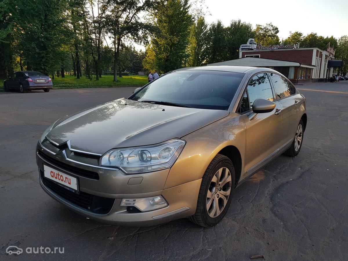 Купить Citroen C5 II с пробегом в Санкт-Петербурге  Ситроен II 2008 ... 99896b4034b