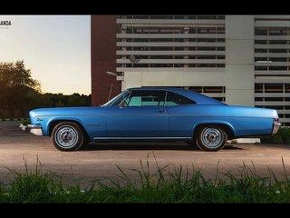 chevrolet impala, 1974 год мордовия