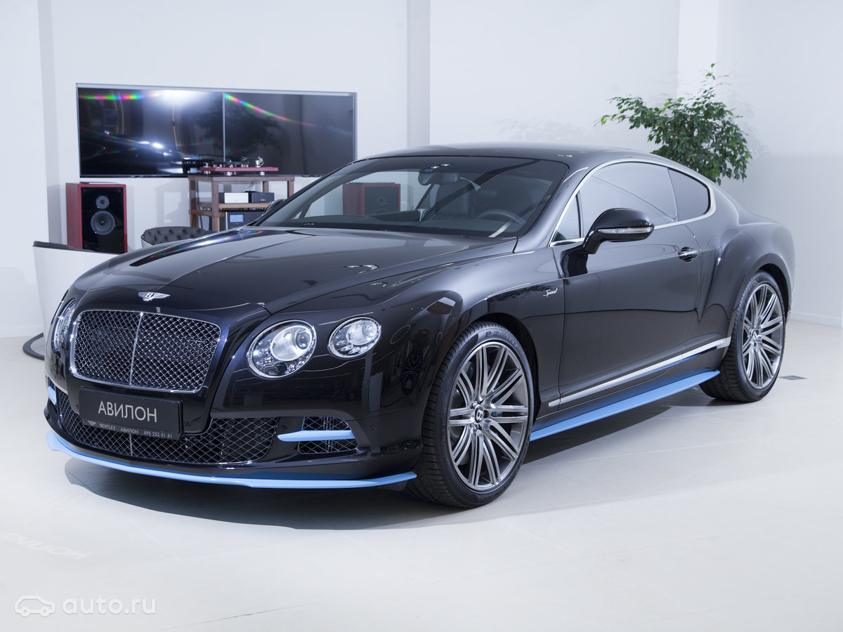 bentley speed отзывы