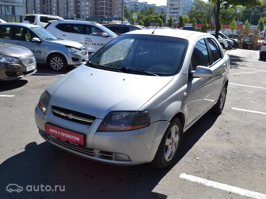 Chevrolet Aveo I I 2005