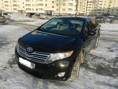 Toyota Венза екатеринбург официальный дилер