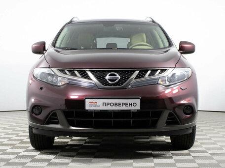 Купить Nissan Murano пробег 92 838.00 км 2013 год выпуска
